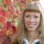 Herbstfarben und ein zauberhaftes Lächeln