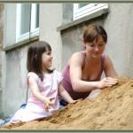 Schloss aus Sand....