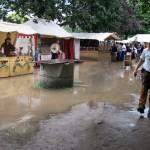 Und es gab Regen... Sommer 2011